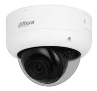 IPC-HDBW3541E-S  |  DAHUA  -   Cámara domo IP StarLight  -  5 Megapixel  -  Óptica fija  -  Leds IR 50 metros  -  Inteligencia Artificial