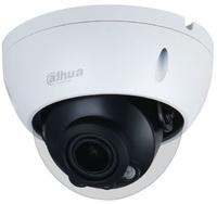 IPC-HDBW3541R-ZS  |  DAHUA  -   Cámara domo IP StarLight  -  5 Megapixel  -  Óptica motorizada  -  Inteligencia Artifical  -  Leds IR 40 metros
