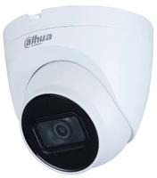 IPC-HDW2831T-AS-S2  |  DAHUA  -   Cámara IP domo - Resolución 4K  -  Leds IR 30 metros  -  Micrófono integrado