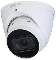 IPC-HDW3441T-ZAS  |  DAHUA  -   Cámara IP domo - 4 Megapixel  -  Óptica motorizada  -  Inteligencia Artificial  -  Leds IR 40 metros  -  Micrófono integrado