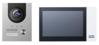 Kit de Videoportero IP WiFi - Apto para exterior