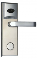 LH1000R  |  ZkTeco  -   Cerradura inteligente de hotel con apertura a Derecha  -  Validación por tarjeta MF 13,56Mhz