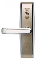 LH4000R  |  ZkTeco  -   Cerradura inteligente de hotel con apertura a Derecha  -  Validación por tarjeta MF 13,56Mhz
