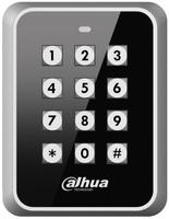 Lector RFID con teclado para control de accesos Dahua -  Apto para instalación interior - Antivandálico