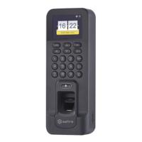 Lector biométrico autónomo de control de accesos y presencia