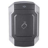 Lector de accesos  Safire  -  (Acceso por tarjeta MF - 13,56MhZ)  -  Apto para instalación interior / exterior  -  IP65 / IK10
