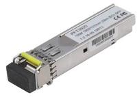 Módulo óptico SFP monomodo (SM) de gama Industrial  -  Conector LC para 1 fibra