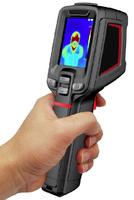 REF-4641     XF-SERIES  -   Cámara portátil Termográfica      Medición de temperatura corporal a tiempo real     Resolución 120x90   Precisión ±0.5ºC