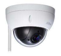 SD22204UE-GN-W  |  DAHUA  -   Domo IP Wifi  -  2 Megapixel   -  Zoom 4x  -  Detección Facial