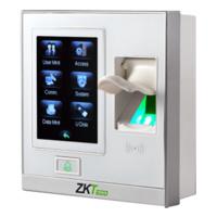 SF420-W  |  ZkTeco  -  Terminal autónomo para control de Accesos y Presencia  -  Validación por Huellas, Tarjeta EM 125 KhZ y Teclado