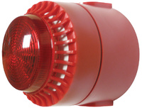 Sirena cableada electromecánica de 24 VCC  ...  Potencia 101dB  ...  Apta para uso interior  y exteriores cubiertos IP44