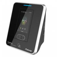Sistema biométrico facial con dual sensor ANVIZ para control de Presencia y Accesos
