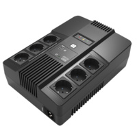 Sistema de Alimentación Ininterrumpida (SAI) monofásico   800VA / 480W
