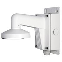 Soporte a pared + caja de conexiones  para cámaras HIKVISION