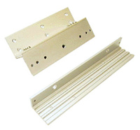 """Soporte de aluminio en """"Z"""" ajustable para retenedores de 600 Kg"""