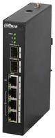 Switch PoE (96W) - 8 puertos Fast Ethernet PoE + 1 puerto Gigabit Ethernet PoE + 1 puerto uplnk Gigabit SFP  /  No Gestionable