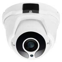 T956V-5P4N1  |  Cámara domo 4 en 1  |  5 Megapixel  |  Óptica Varifocal  |  Leds IR 20 metros