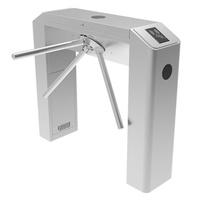 TS2011  |  ZkTeco  -  Torno bidireccional con caída de brazo | doble apoyo | Controladora + Lectores de proximidad RFID 125Khz