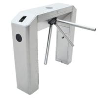 TS2022  |  ZkTeco  -  Torno bidireccional con caída de brazo | doble apoyo | Controladora + Lectores Biométricos por huella