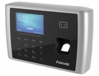 Terminal de control de Presencia Anviz - (Huellas dactilares, tarjetas RFID y teclado)