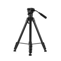 VCT-999  |  DAHUA  -   Trípode de 4 secciones ajustable con cabezal basculante fluido para cámaras Blackbody