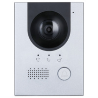 XS-V2202E-IP  |  X-SECURITY   -  Estación de Videoportero IP a 2 hilos  | PoE   -  Apto para exterior